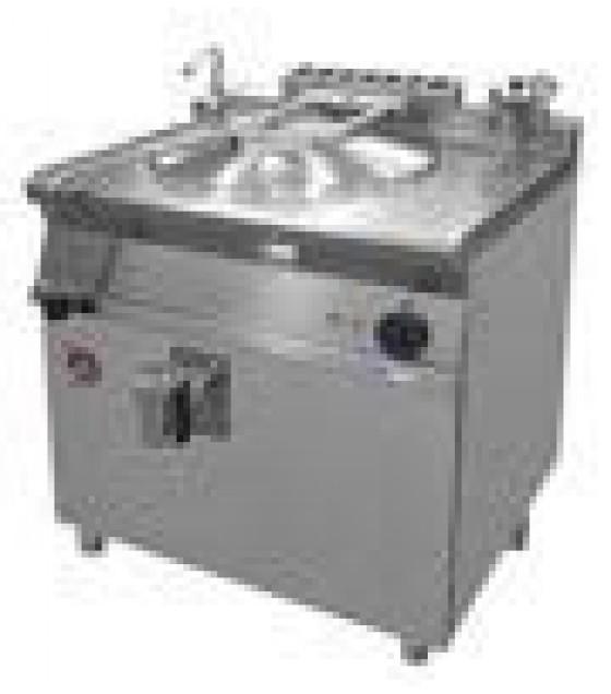 200 literes főzőüst (gázos)