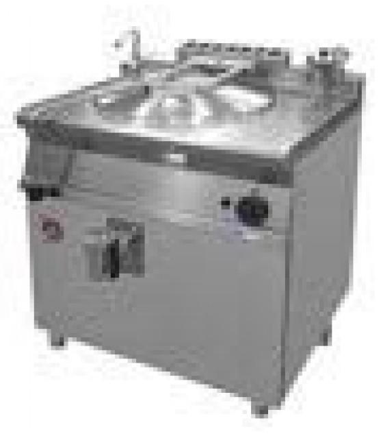 100 literes főzőüst (gázos)
